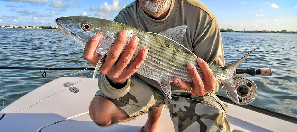 Bonefishing in the Florida Keys