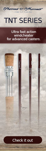 Thomas and Thomas FLy Rods