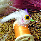 Florida Keys Snook  Flies - The White Widow